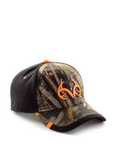 Realtree® Low Profile Blaze Orange Cap  99f5e79e55