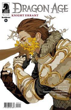 Dragon Age Knight Errant (2017) Issue #5