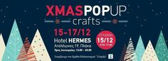 XMAS POPUP crafts this weekend...