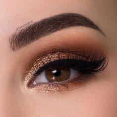 Denitslava Makeup, Makeup Eye Looks, Eye Makeup Art, Blue Eye Makeup, Smokey Eye Makeup, Eyeshadow Makeup, Makeup Inspo, Eyeliner, Prom Makeup