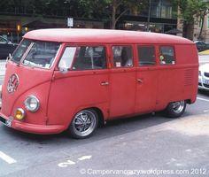 1958 T1 VW Bus vintage (Melbourne, Australia)