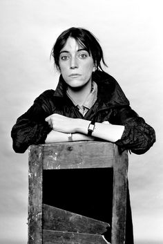 Patti Smith. ☀