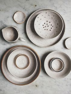 Just lovely! Ceramic dishes #stoneware