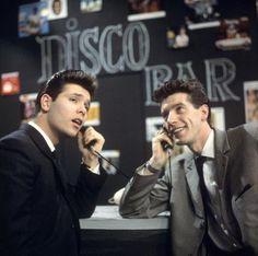 Cliff Richard and Rudi Carrell