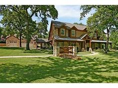 Just Listed in Southlake TX! Beautiful Hill Country style estate on 3.5 acres. Stone exterior. Cedar Beam Accents. Detached Garage. Designed for entertaining!
