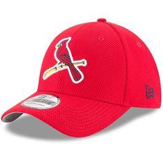 St. Louis Cardinals New Era 2017 Diamond Era 39THIRTY Flex Hat - Red