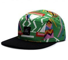 5e18ecddec6 Amazon.com  City Hunter Cn340 Fresh Prince 5 Panel Bike Hat (Lime black )   Clothing