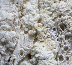 textile art by Jennifer McFarlane