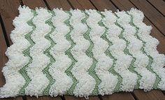 Ravelry: Loop Stitch Rugs Pattern pattern by Carol Ballard