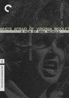 Who's Afraid of Virginia Woolf? Sick Movie, George Segal, Mike Nichols, Salman Rushdie, The Criterion Collection, Film D, Best Novels, Virginia Woolf, All Movies