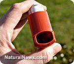 Fed up with steroids and asthma inhalers? Try the benefits of herbs as natural treatment for asthma