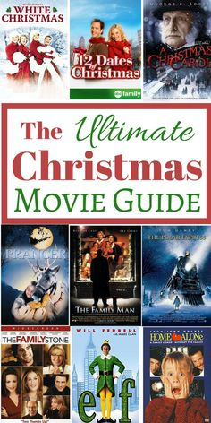 35 of the BEST Christmas Movies