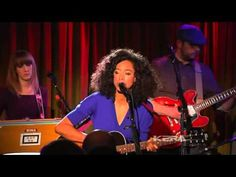 Corinne Bailey Rae live from the Artists Den