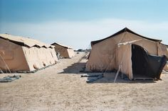 Camp Virginia, Kuwait  (It was so ungodly HOT when we were here!!!)