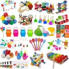 rainbow toys at www.lepingouindelespace.com