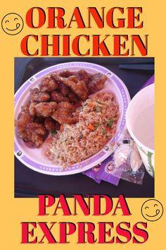The Panda Express Orange Chicken is my favorite dish in the US. Panda Express Orange Chicken, Florida Pictures, Los Angeles Travel, Los Angeles Restaurants, Baby Care Tips, Road Trip Hacks, Foodie Travel, Street Food, Europe