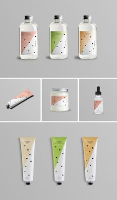 New skin care logo design bottle ideas Skincare Packaging, Cosmetic Packaging, Beauty Packaging, Logo Design, Label Design, Branding Design, Package Design, Graphic Design, Beverage Packaging