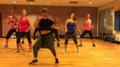 """FREEDOM"" Pharrell Williams - Dance Fitness Workout Cardio Jive Valeo Club"
