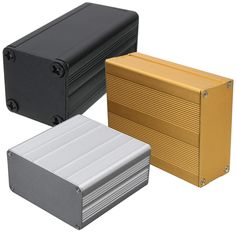 Diy Electronics, Electronics Projects, Diy Instrument, Data Boards, Extruded Aluminum, Decorative Boxes, Aud, Outdoor Decor, Ebay