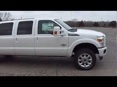 2013 Ford Excursion Six Door! Guthrie Oklahoma, Ford Excursion, Atv, The Beatles, Vehicles, Pickup Trucks, Mtb Bike, Car, Atvs