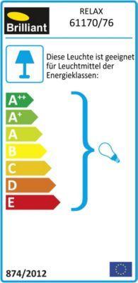 Brilliant Relax Pendelleuchte, 1-flammig 19cm chrom/schwarz Jetzt bestellen unter: https://moebel.ladendirekt.de/lampen/deckenleuchten/pendelleuchten/?uid=ff85e838-3c78-5b23-b3c5-4bbb561f9cd7&utm_source=pinterest&utm_medium=pin&utm_campaign=boards #deckenleuchten #heim #pendelleuchten #lampen