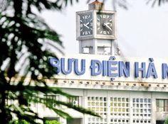 #Hanoi #clock- save mark time of the capital