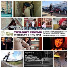 ODD film compilation shown at The Range festival in November 2012