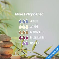 More Enlightened - Essential Oil Diffuser Blend