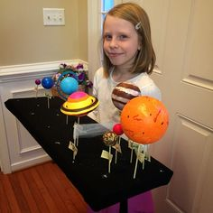So just when I thought we were done with big projects, Lorien brings home a huge solar system project! It never ends when you h. Solar System Science Project, Space Solar System, Solar System Projects, Solar System Model Project, Space Projects, School Projects, Projects For Kids, Class Projects, Project Ideas