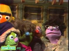 Sesame Street: Song: The Subway!
