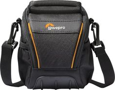 Lowepro - Adventura SH 100 II Camera Bag - Black, LP36866