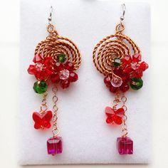 Pin by Anu - Adsila Bey on (A) Anu Adsila-Earrings | Pinterest ...