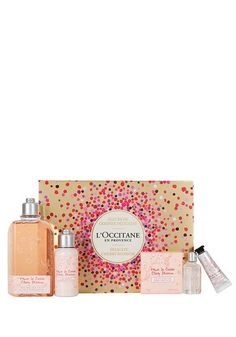 L'Occitane Delicate Cherry Blossom Bath and Body Collection | McElhinneys Department Store