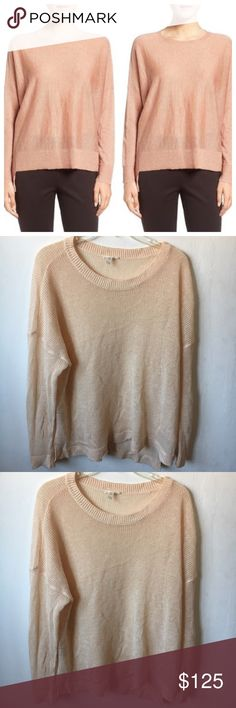 Eileen Fisher High Low Hem Knot Sweater Size XL Eileen Fisher High Low Hem Knot Sweater Size XL, brand new with tags. Purchased at Nordstrom Eileen Fisher Sweaters