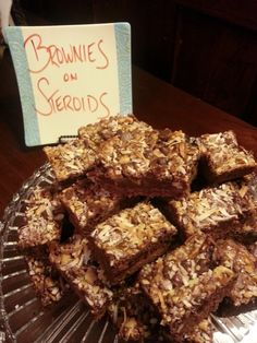 Brownies on Steroids | Azalea Inn & Gardens: Savannah, Georgia Bed and Breakfast