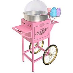 Nostalgia Electrics CCM-600 Vintage Cotton Candy Machine | Overstock.com Shopping - The Best Deals on Specialty Appliances