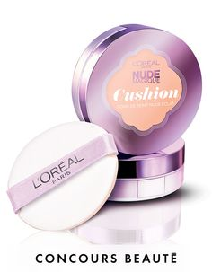 Fondotinta Cushion L'Oreal Nude Magique: tutti i colori! Foundation For Pale Skin, Glow Foundation, Flawless Foundation, Aqua, Shades Of Beige, Make Up Collection, L'oréal Paris, Cool Hair Color, Beauty