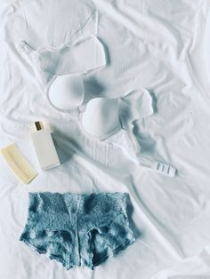 Crushing on pretty little lace things from #GapBody.