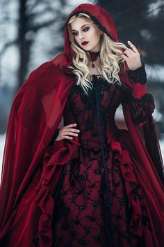 New! Gothic Sleeping Beauty or Medieval Fantasy Gown Custom