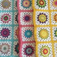 More blankets that is almost finished