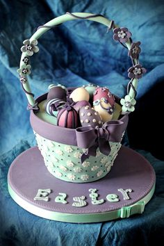 Happy Easter - Cake by D'Adamo Cinzia