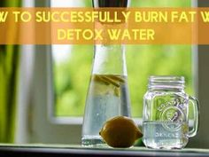 Recipe for an Overnight Detox Water That Will Help You Lose Weight | Holistic Health