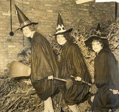 Flapper Halloween, 1926