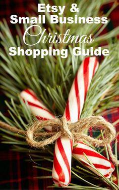 Lots of gift ideas for the holidays, this Christmas shopping guide is for people who want to shop online and support Etsy and small business owners.