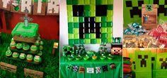 Festa Minecraft: 46 inspirações para a sua festa infantil