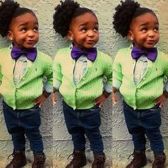 2 cute not to pin!  For more articles and pictures like this, check out our blog: www.naturalhairkids.com | Natural hair | hair care | natural hair care | kids hair | kids hair care | kid hairstyles | inspiration