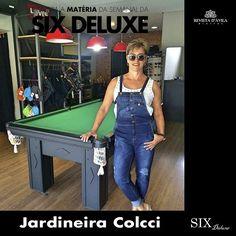 Um arraso a cliente da loja Six Deluxe Fernanda nessa jardineira da Colcci um peça super estilosa queé super tendência no winter 2016.  Acompanhe na Revista DÁvila as matérias semanais da SIX Deluxe e também de todos os outros parceiros. http://ift.tt/1UOAUiP (link na bio).