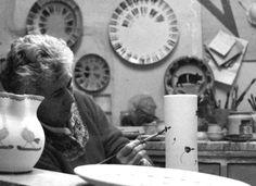 Antonia Chini Adami, mother and ceramist