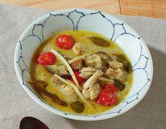 タイ風グリーンカレー Soup Stock Tokyoの心と身体に効くスープの作り方|Soup Stock Tokyoのスープの作り方2|CREA WEB(クレア ウェブ)