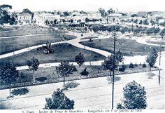 1905 - Praça da República.